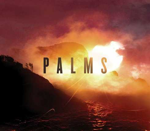 PALMS: artwork e tracklist dell'album