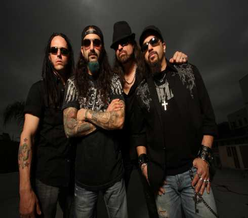 ADRENALINE MOB: il lyric video di
